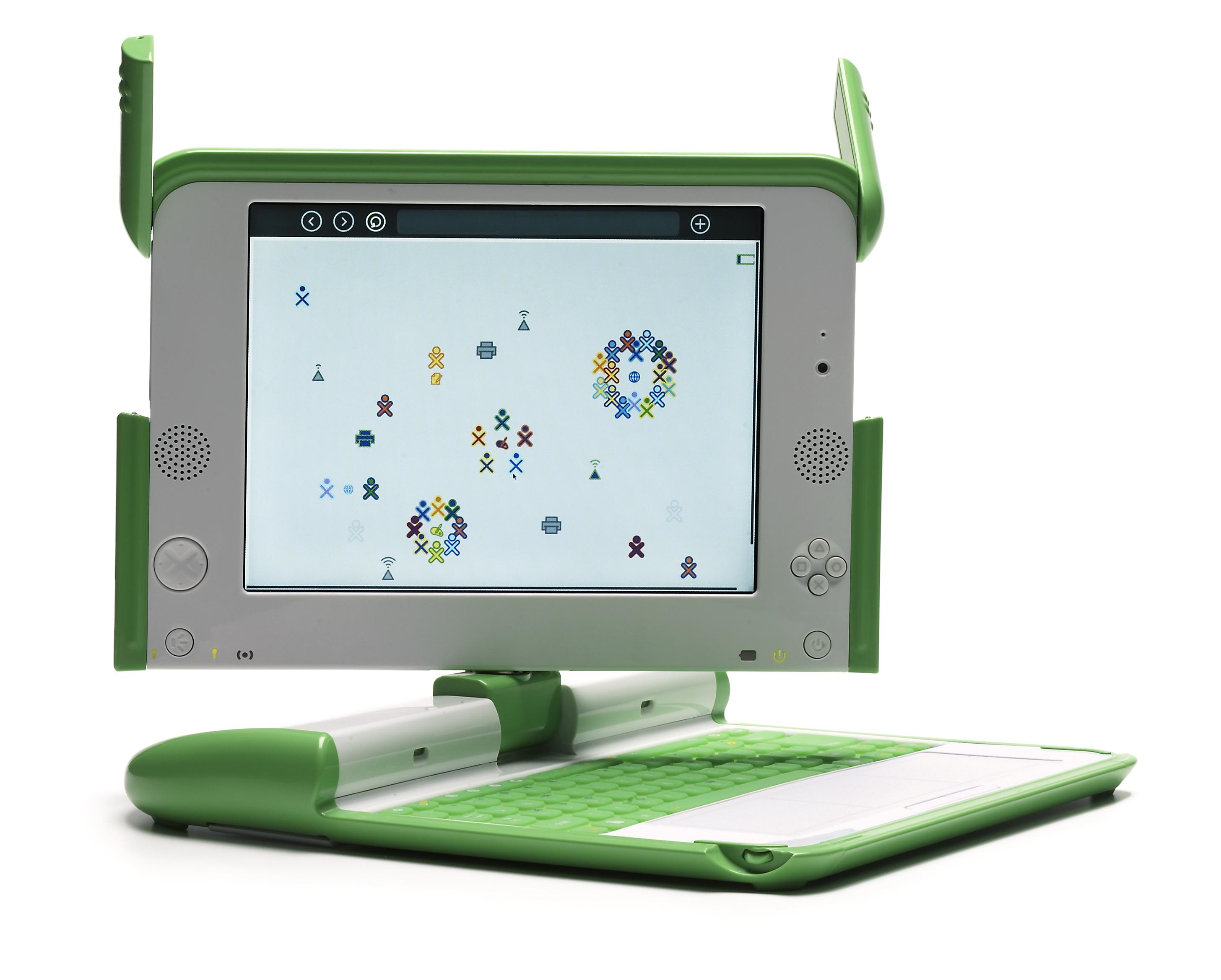 Windows llega con arranque dual para OLPC