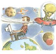 Cuando la asistencia técnica viene de Marte