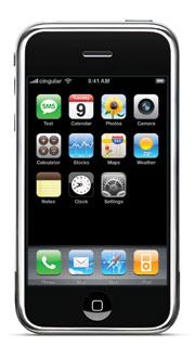 Controle su emoción por el iPhone 3G