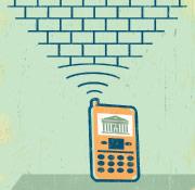 Las transacciones bancarias en línea son más seguras con su móvil