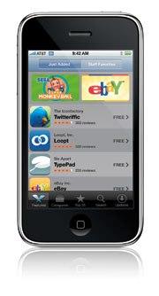 Primeras pruebas del iPhone 3G