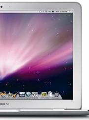 Llega la MacBook Air