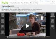 Primer vistazo al servicio de vídeo en línea Hulu de NBC