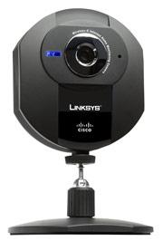 Cámara inalámbrica para monitoreo del hogar vía internet
