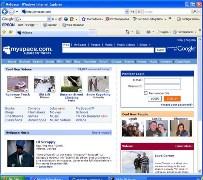 MySpace ofrece servicio de música