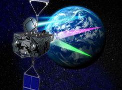 Internet de alta velocidad desde el espacio